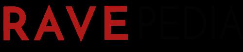 RAVEPEDIA Logo, Magazin für elektronische Festivals, beste Elektro Festivals, beste Electro Festivals, Rave, EDM Festivals,